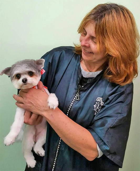 Jean - Groomer at The Pet Grooming Studio in Mount Laurel NJ